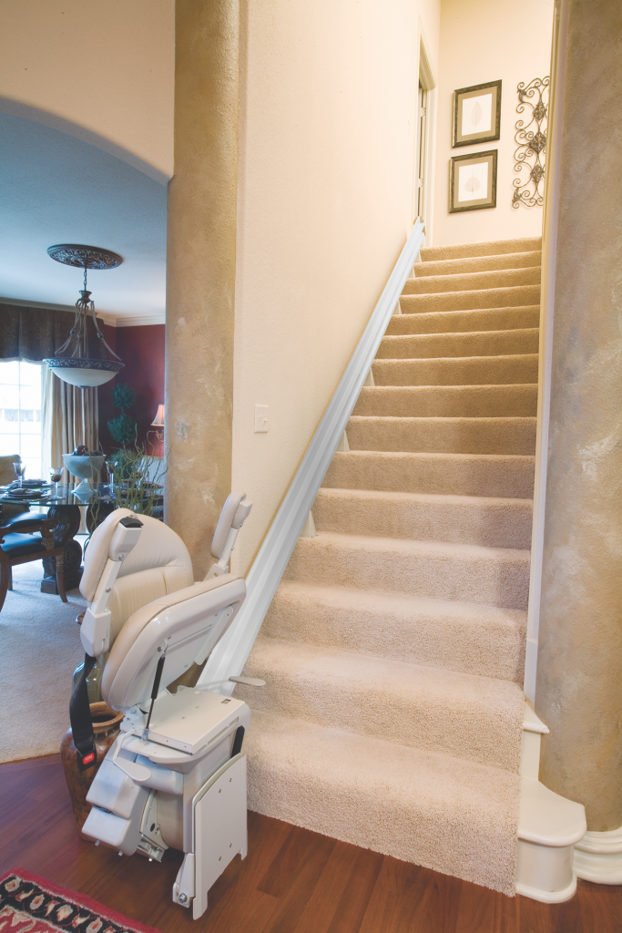 watch the elite product video - Lift Up Stairs