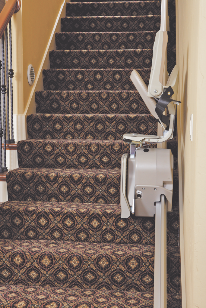Stair Lifts | Lincoln Mobility