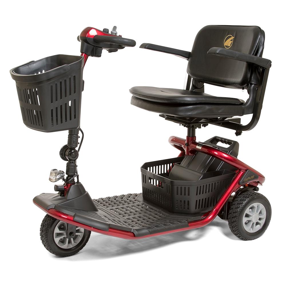 Literider 3 Wheel Lincoln Mobility