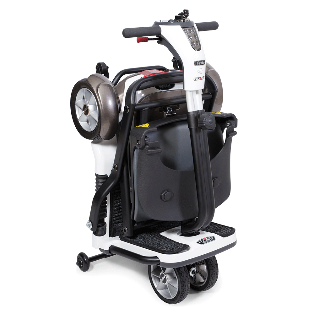Go Go Folding Scooter 4 Wheel Lincoln Mobility