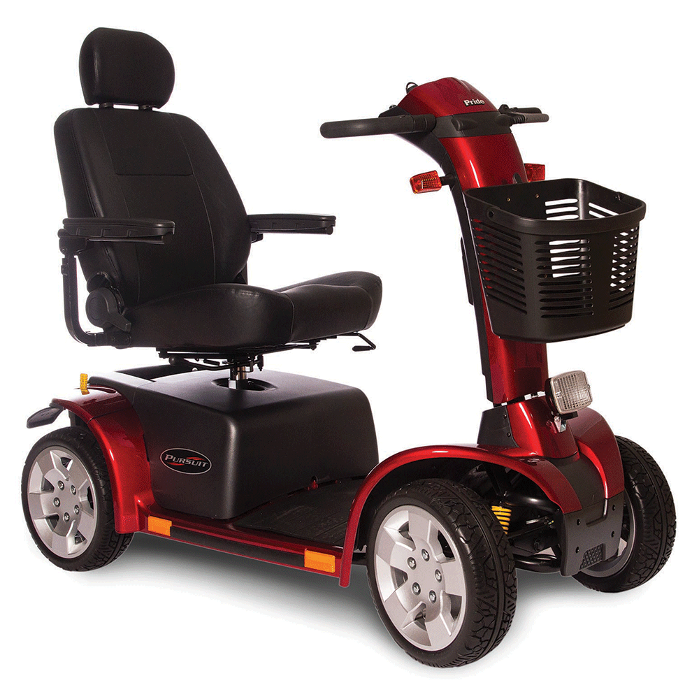 Scooters Lincoln Ne >> Pursuit 4-Wheel | Lincoln Mobility